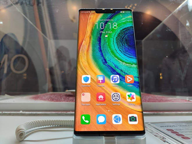 Không có Google Play Services, Huawei vẫn xuất ngoại Mate 30 ra khỏi Trung Quốc - 1