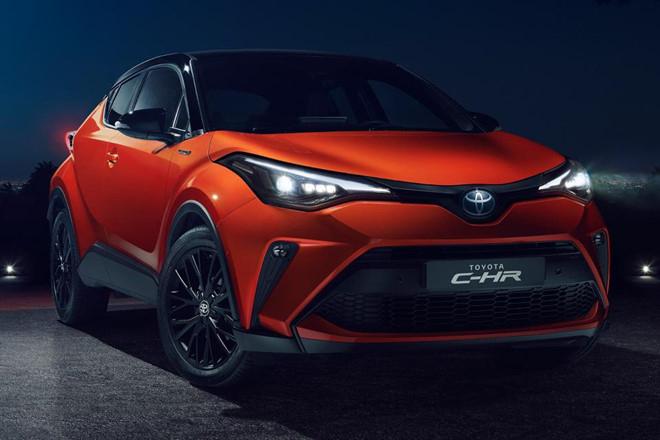 Toyota C-HR 2020 trẻ trung hơn với thiết kế mới, có thể sẽ về Việt Nam - 1