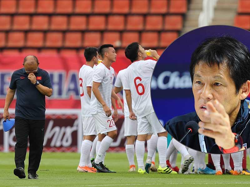 Ông Park có dám 'chấp' cầu thủ ở SEA Games? - 1