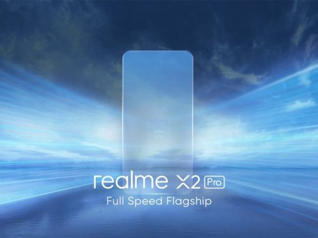 Realme X2 Pro sắp ra mắt với nhiều tính năng siêu đỉnh