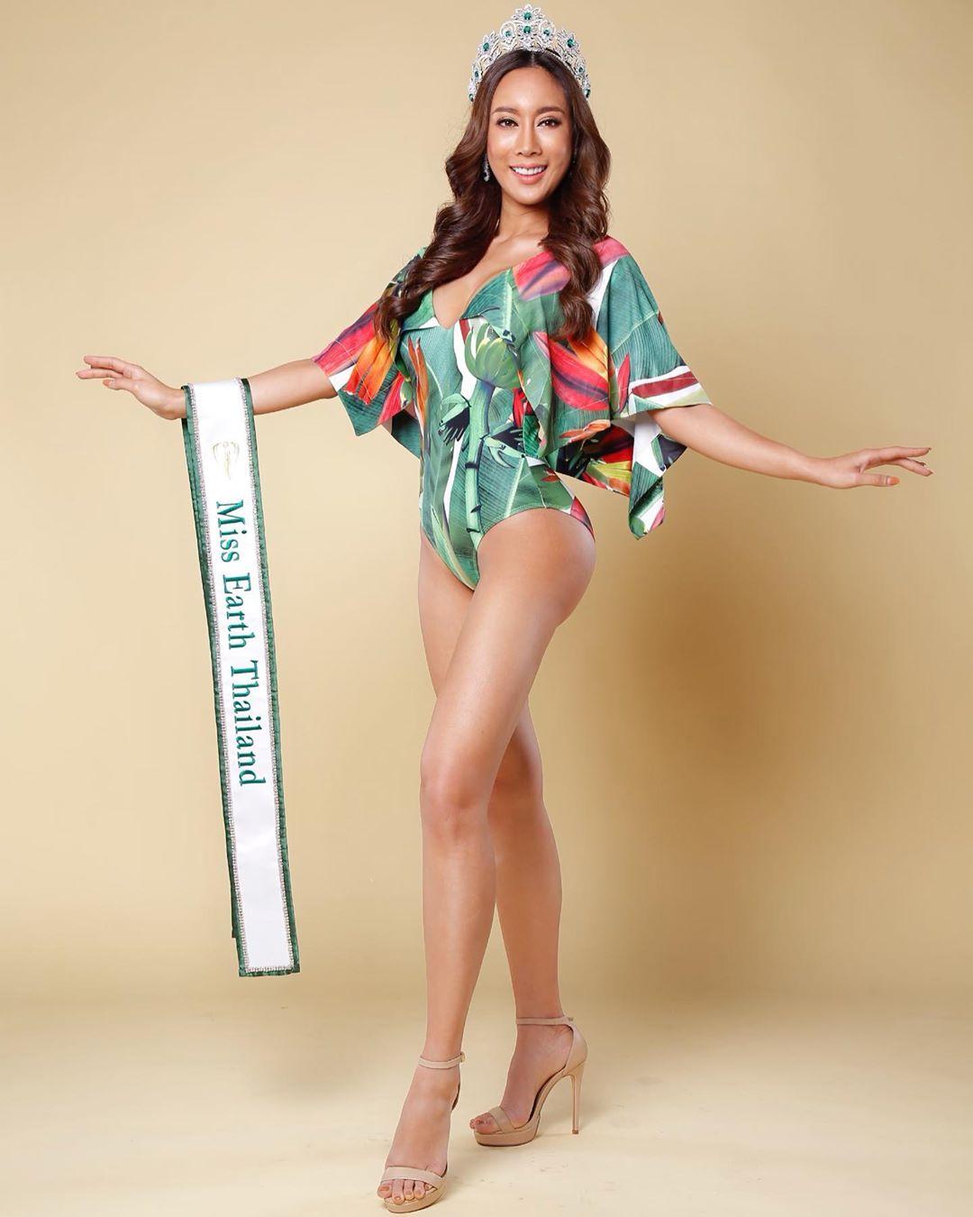 Hoa hậu Thái Lan tiết lộ bị rách vòng 3 do bơm quá đà - 1
