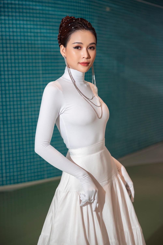 Sam diện váy bó sát, tiết lộ mối quan hệ với Noo Phước Thịnh - 1
