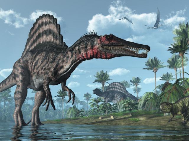 """""""Quái vật"""" hung dữ có thể đánh bại khủng long bạo chúa T-Rex"""