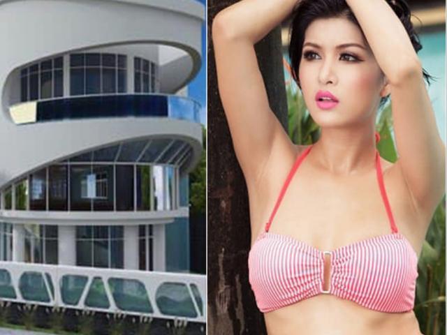 Ca nhạc - MTV - Hoa hậu 6 con được chồng đại gia tặng biệt thự 100 tỷ là ai?