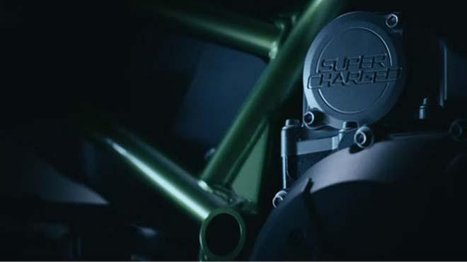 Siêu naked-bike Kawasaki Z1000 2020 ra mắt 23/10 tới, được trang bị hàng khủng - 1