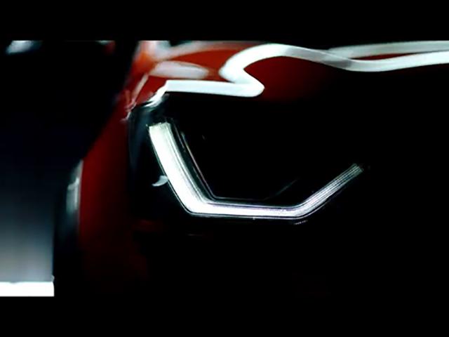 Isuzu lộ thêm hình ảnh về chiếc bán tải D-Max thế hệ mới