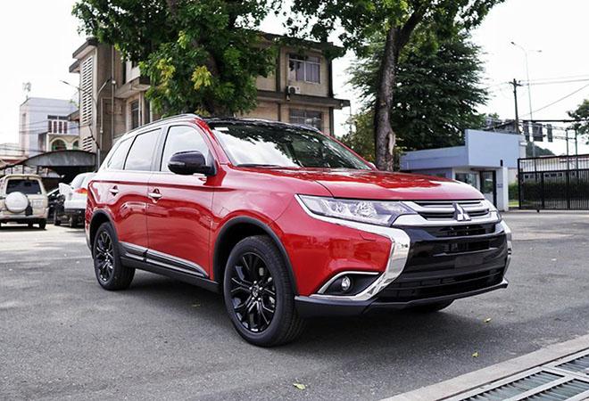 Mitsubishi bổ xung phiên bản đặc biệt cho một số dòng xe tại Việt Nam - 1