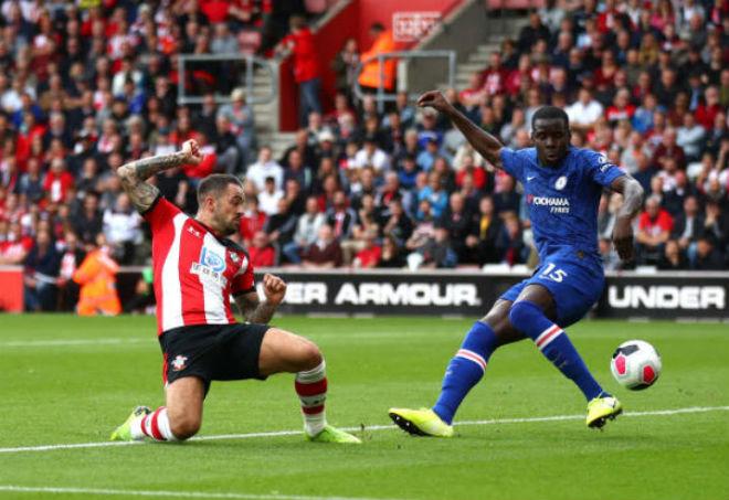 Video highlight trận Southampton - Chelsea: 5 bàn tưng bừng & đòn kết liễu phút 89 - 1