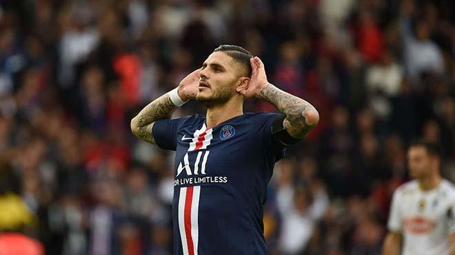 """Video highlight trận PSG - Angers: Icardi """"khai nòng"""", Neymar chốt hạ màn hủy diệt - 1"""