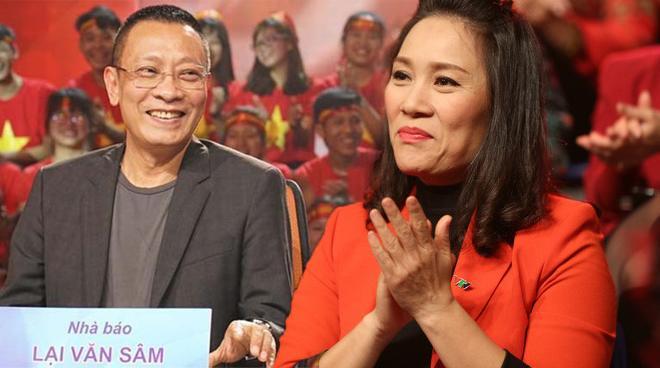 """MC Lại Văn Sâm - MC Tạ Bích Loan: """"Cặp đôi vàng"""" trong làng MC - 1"""