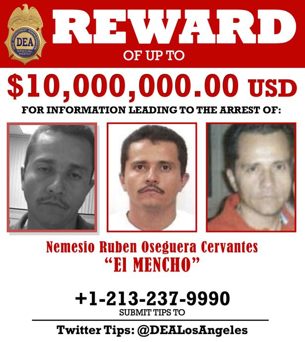 Trùm băng đảng ma túy sở hữu 1 tỷ USD vào hang trốn sự truy lùng của Mỹ - 1