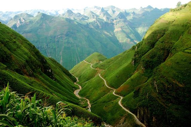 Du ngoạn đỉnh Mã Pì Lèng - một trong tứ đại đỉnh đèo của miền Bắc - 1