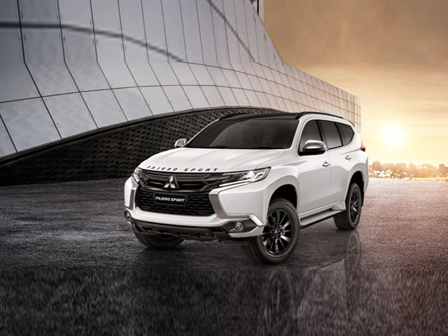 Mitsubishi Pajero Sport bản máy dầu bất ngờ giảm giá tới 92 triệu