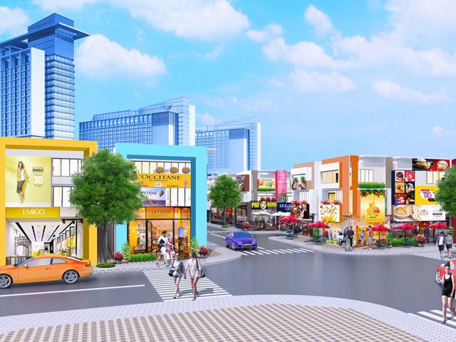 Công khai thông tin dự án Golden Future City