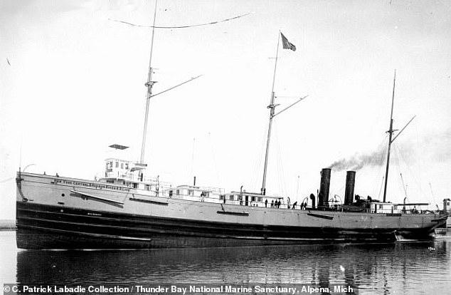 """Hé lộ câu chuyện kỳ bí về """"con tàu ma"""" mất tích 118 năm trước - 1"""