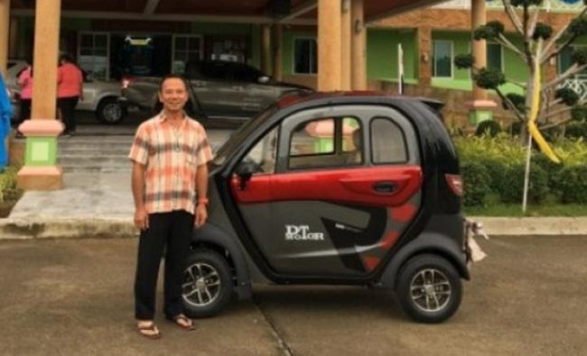Tuy nhiên, đây không phải là xe sản xuất tại Việt Nam. Thực tế các hình ảnh này được lấy từ một số trang web củaThái Lan và loại xe này đang được bán ở nước này.