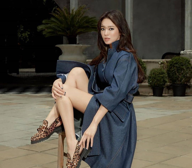 Song Hye Kyo đứng số 1 bình chọn sau cuộc ly hôn với chồng trẻ - 1