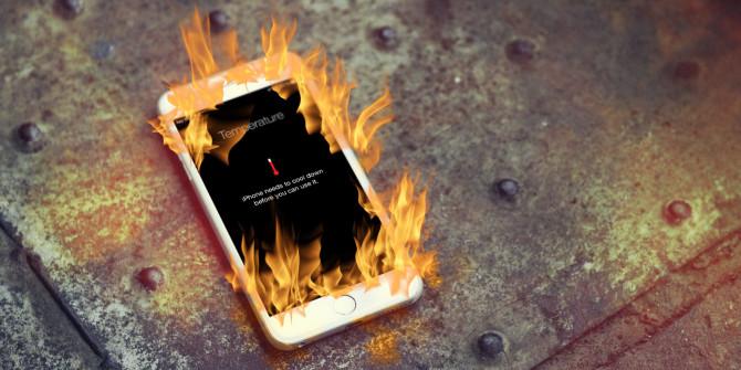 """iPhone 11 cũng sẽ thành """"gạch nung"""" giữa nắng nóng nếu không biết những bí kíp này - 1"""