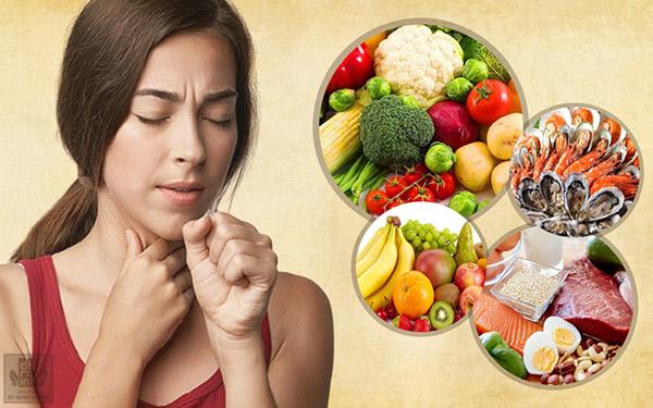 Bệnh viêm họng ăn gì, kiêng gì, uống thuốc gì nhanh khỏi? Tư vấn từ chuyên gia - 1