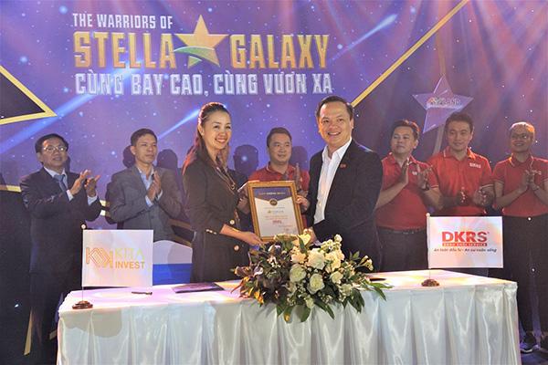 DKRS chính thức ký kết với Kita Invest phân phối đại đô thị trung tâm TP.Cần Thơ Stella Mega City - 1