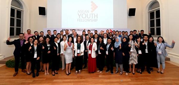 Diễn đàn Thanh niên ASEAN mở rộng phát triển mối quan hệ đối ngoại nhân dân trong khu vực - 1