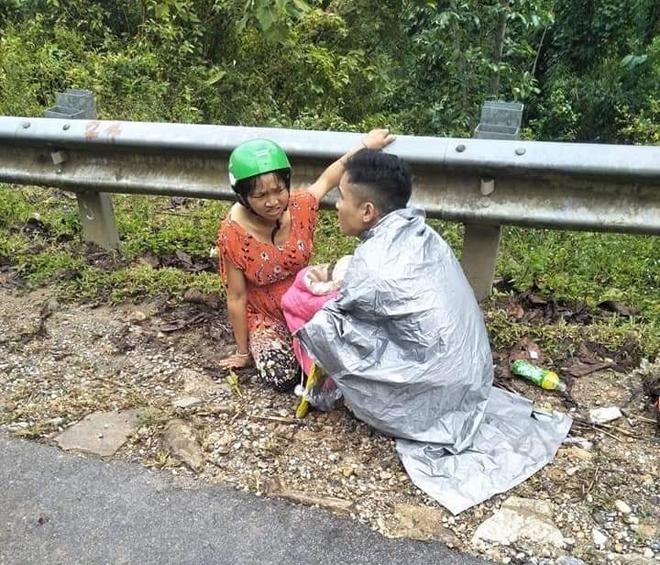 Sản phụ sinh con giữa đường, người chồng trở thành bà đỡ bất đắc dĩ - 1