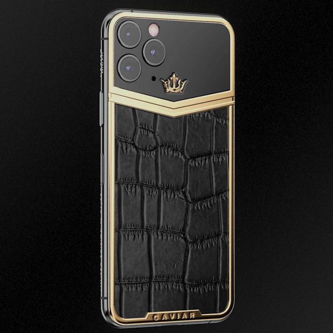 Lác mắt với bộ sưu tập iPhone 11 Pro xa xỉ mới - 1