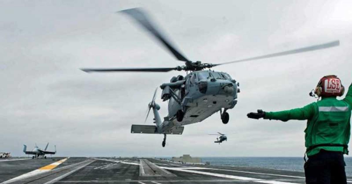 Biển Đông dậy sóng: Quân đội Mỹ hiện diện tới đâu? - 1