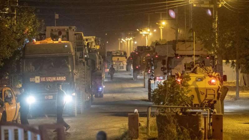 Bất chấp bị dọa, Thổ Nhĩ Kỳ vẫn rầm rộ điều quân chuẩn bị giáng đòn đồng minh của Mỹ - 1