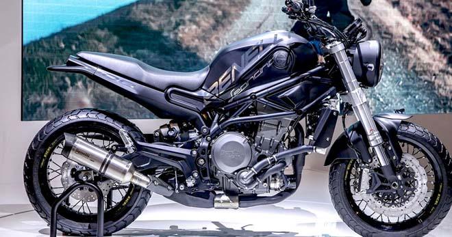 Benelli Leoncino 800 giá rẻ chốt ngày ra mắt: Ducati Scrambler có giật mình? - 1