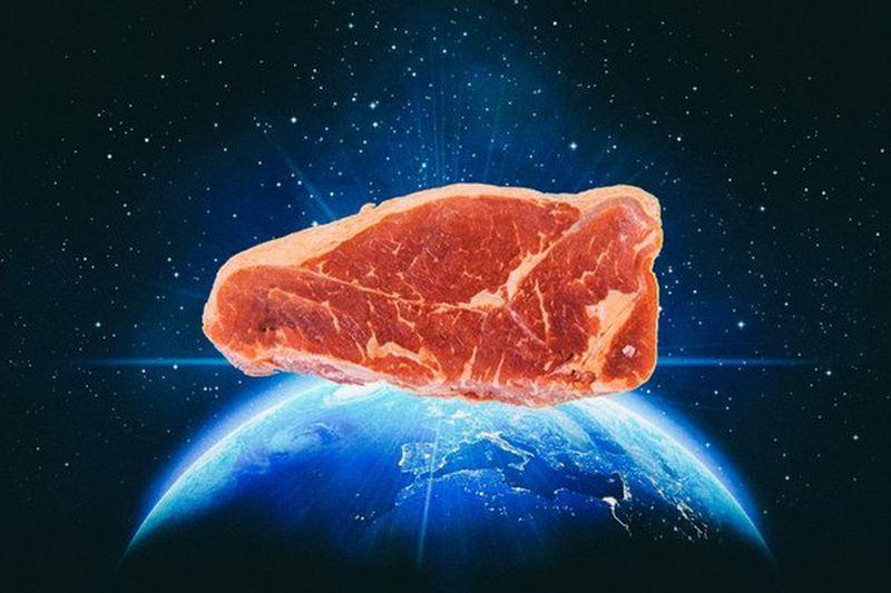 Israel: Tạo ra thịt bò mà không cần nuôi con bò - 1