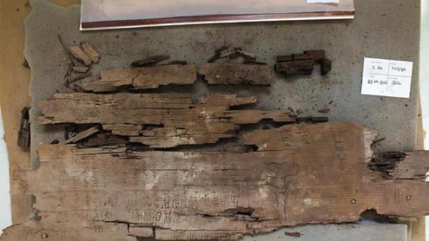 """Mở quan tài cổ Ai Cập 4000 năm tuổi, lộ diện bản đồ """"thế giới bên kia"""" - 1"""