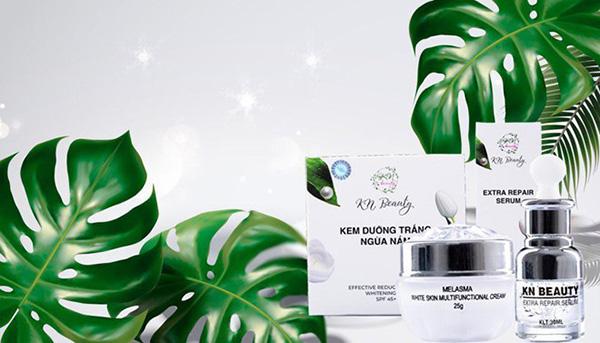 KN Beauty - thương hiệu mỹ phẩm cho phụ nữ trung niên - 1