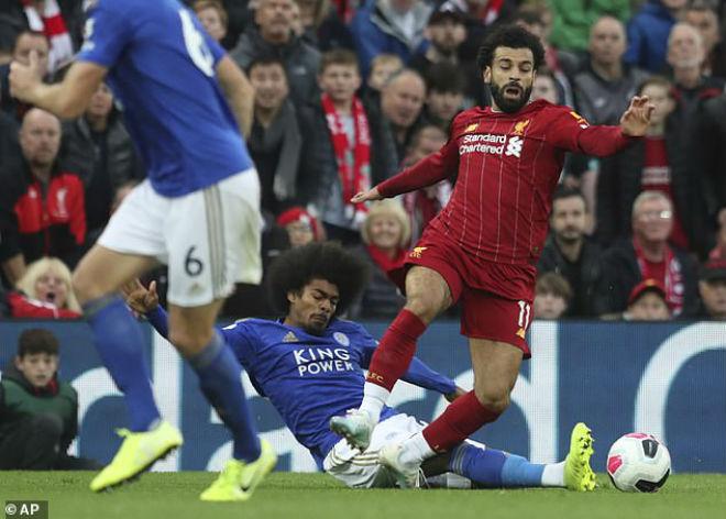 Liverpool thăng hoa: Klopp bị chê quá kiêu ngạo vì... bênh Salah - 1