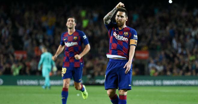 Messi tái xuất ĐT Argentina, lên lịch đấu Neymar - Suarez khi nào? - 1