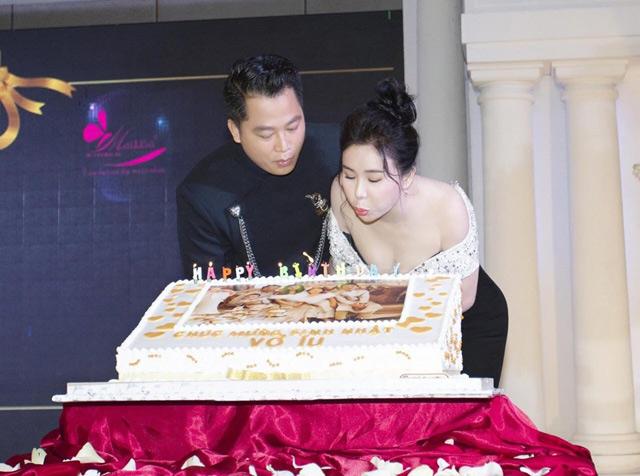 Tổng giám đốc Thẩm mỹ viện Mailisa được chồng tổ chức sinh nhật hoành tráng - 1