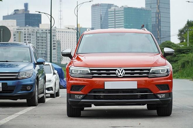 Volkswagen tặng thêm 40 triệu đồng cho khách hàng Việt trong tháng 10/2019 - 1