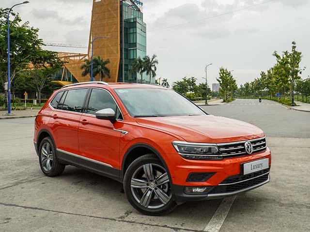 Volkswagen tặng thêm 40 triệu đồng cho khách hàng Việt trong tháng 10/2019