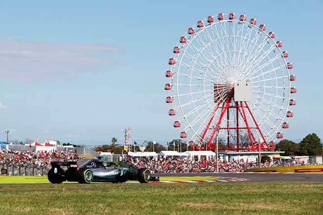 """Đua xe F1, Japanese GP: Thách thức khó nhằn ở """"xứ mặt trời mọc"""" - 1"""