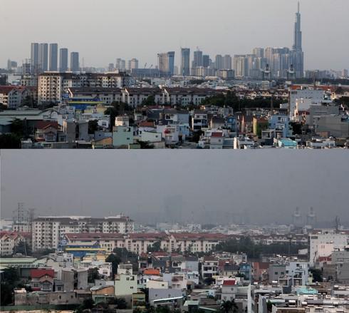 3 nguyên nhân khiến ô nhiễm không khí tăng đột biến tại TP.HCM - 1
