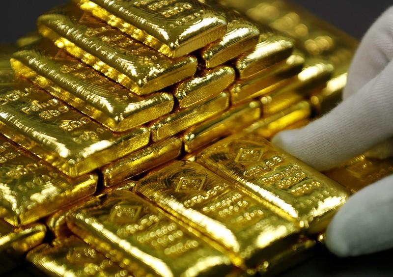 Giá vàng hôm nay 10/10: Vàng vẫn tăng một mạch không quay đầu - 1