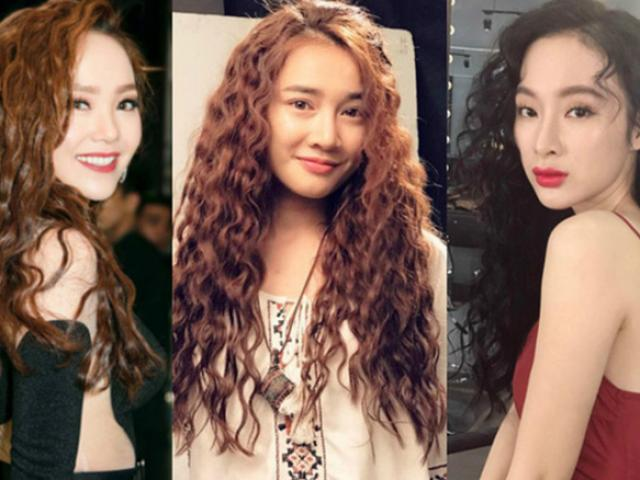 20 Kiểu tóc xoăn ngắn đẹp phù hợp với mọi khuôn mặt bạn gái