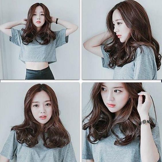 20 Kiểu tóc xoăn ngắn đẹp phù hợp với mọi khuôn mặt bạn gái - 1
