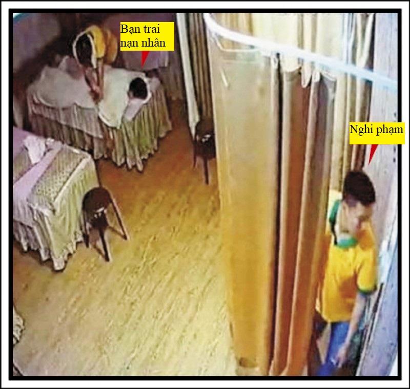 Thông tin mới vụ lao động Việt ép nữ sinh Đài Loan quan hệ dù bạn trai nằm mát xa gần đó - 1