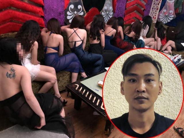 """Nữ tiếp viên bị cưỡng bức, đánh đập ở cầu Vĩnh Tuy: Chiêu """"tuyển đào"""" của ông trùm 9x"""