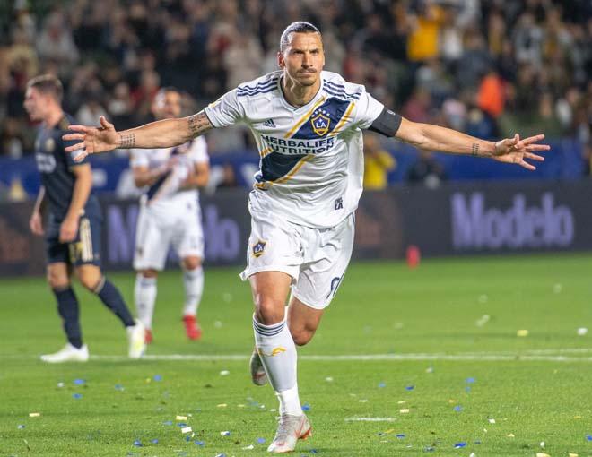 Ibrahimovic trở lại châu Âu: MU ngỡ ngàng, phò tá Zidane - Real phá dớp C1 - 1