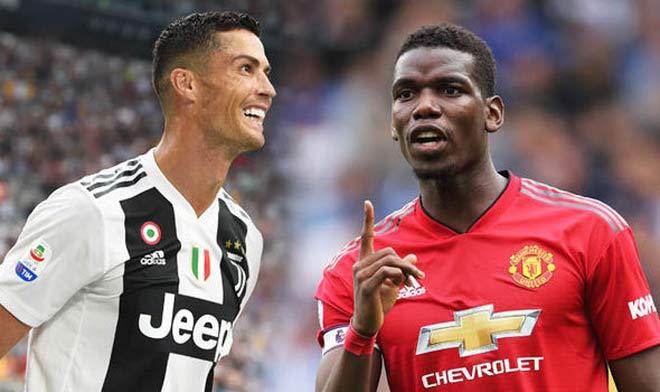 Rung chuyển MU - Juventus, Pogba thành đồng đội Ronaldo ngay tháng Một - 1