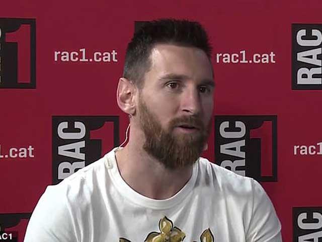 """Messi bị nghi """"hai mặt"""" với Griezmann: Hôm trước phũ phàng, hôm sau vỗ về - 1"""