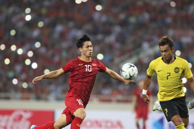 Tranh cãi màn trình diễn Công Phượng trước Malaysia: Ranh giới hay - dở - 1