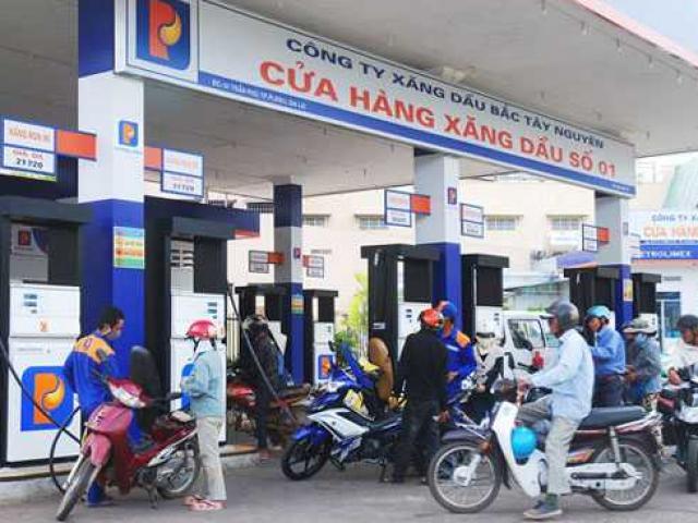 Giá xăng dầu tăng mạnh phiên cuối tuần